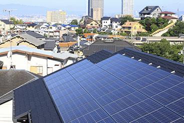 太陽光発電取付